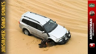 Recovering Pajero Sport & Duster stuck in Sand & some Dune driving