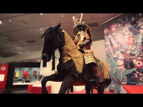Samurai Exhibition at the DAM through June 5
