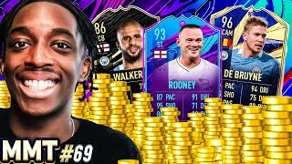 END OF AN ERA ROONEY!!! KDB ESCAPES FRAUD WATCH??? 🤑👀S2- MMT#69
