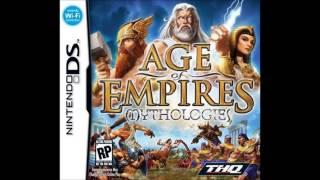 Age of Empires : Mythologies Soundtrack - Main Menu Theme