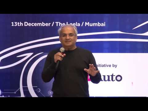 Mahesh Murthy decodes 'The Formula to Ride on the Digital Wave for Auto Sector'