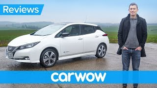 Nissan Leaf 2018 EV in-depth review | carwow Reviews