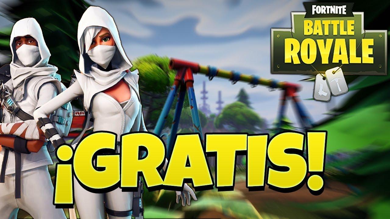 Fortnite Battle Royale Juego Gratis Para Pc Xbox One Y Ps4 Nuevo