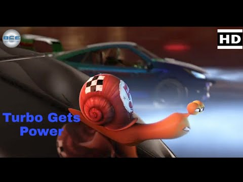 Download Turbo Get His Power Scene In Hindi - Turbo(2013) || Best clips ever