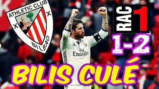 AUDIO RAC1 | ATHLETIC DE BILBAO 1-2 REAL MADRID