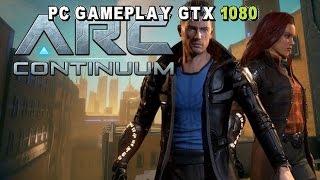 ARC Continuum PC Gameplay (1080p/60fps).