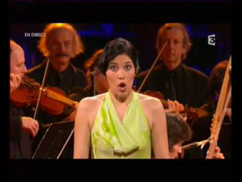"Vivica Genaux, ""Agitata da due venti"", Griselda, Vivaldi, live on French TV"