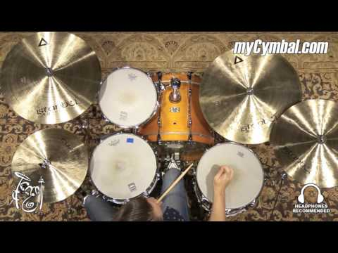 Istanbul Agop Xist Cymbal Set  (SET-1060916DD)