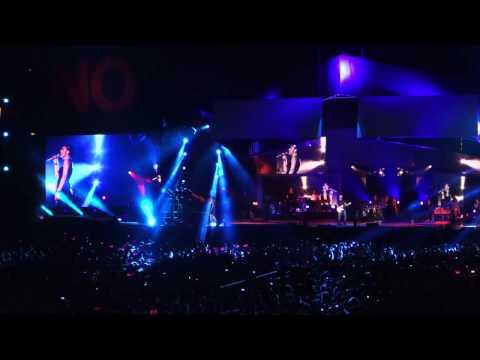 Eros Ramazzotti - Noi World Tour 2013 - Roma Stadio Olimpico - 21 Giugno 2013