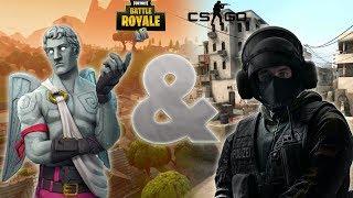 FORTNITE & CS:GO