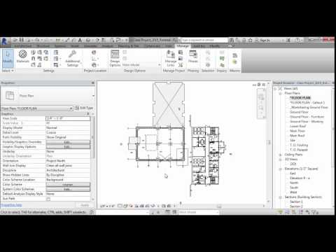 Revit 2016 Rotate Project North Revised