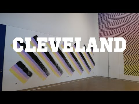 Travel Vlog - Cleveland