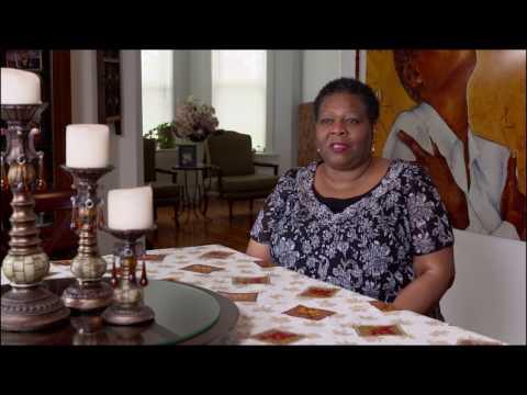 Chicago grandmother helps grandparents find kinship care support