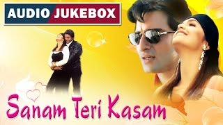 Sanam Teri Kasam Full Songs | Audio Jukebox - Saif Ali Khan, Pooja Bhatt, Nadeem Shravan