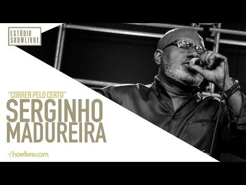 """""""Correr Pelo Certo"""" - Serginho Madureira No Estúdio Showlivre 2017"""