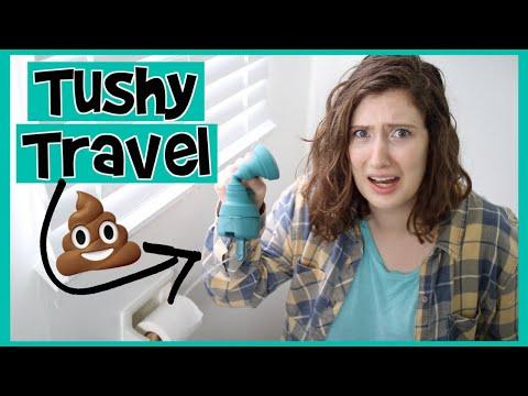 low-on-toilet-paper?!-//-tushy-travel-bidet-review