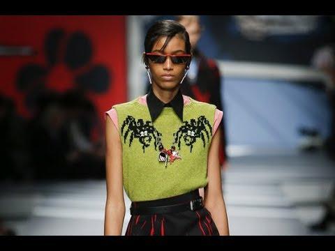 PRADA Highlights Spring Summer 2018 Milan - Fashion Channel