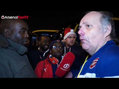 Man City 2 Arsenal 1 | WENGER'S FINISHED!!! (Claude & TY Disagree over Manager)