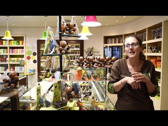 Vernissage de Pâques 2020 Jouvenal - Les Animaux du cacaoyer : le singe 6/11