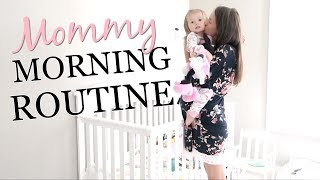 MORNING ROUTINE  // PREGNANT MOM WITH A TODDLER // MOMMY MORNING ROUTINE 2018
