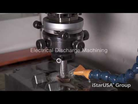 iStarUSA Group - Electrical Discharge Machining - 4K video