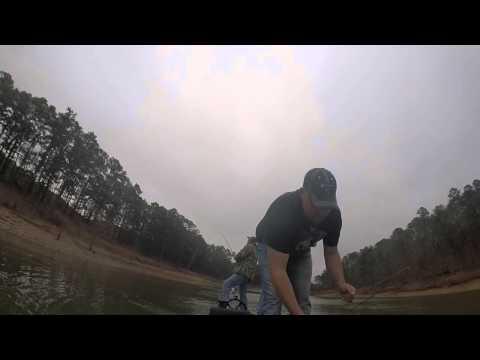Fishing Broken Bow Lake