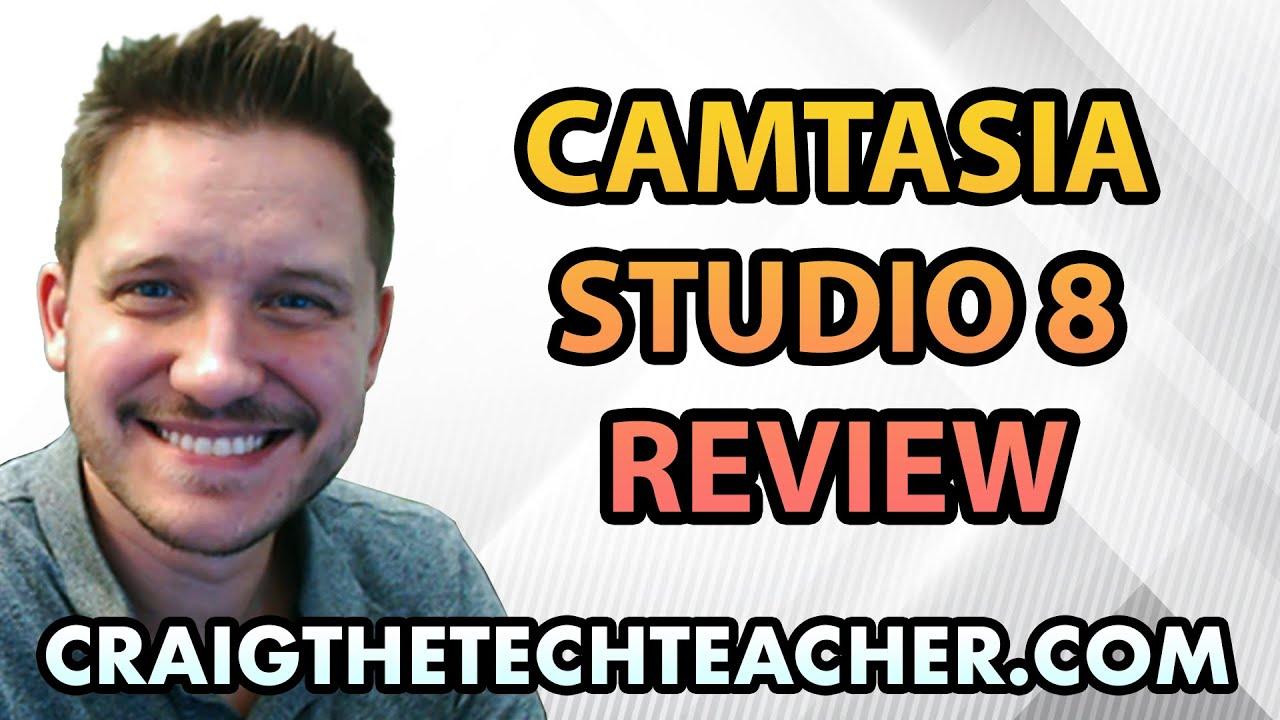 Techsmith Camtasia Studio 8 Review - YouTube