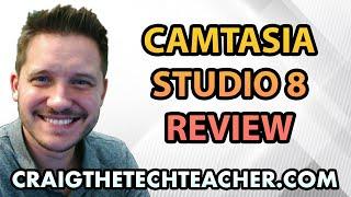 Techsmith Camtasia Studio 8 Review