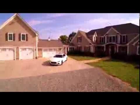 Real Estate Drone Aerials Lake Anna VA