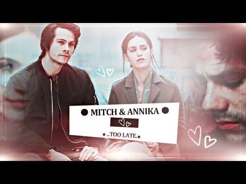 ❖ Mitch Rapp & Annika | Too late. [American Assassin]