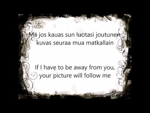 Leif Wager - Romanssi (English lyrics)