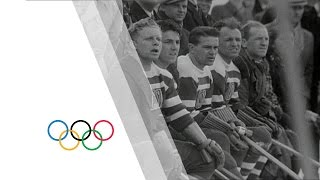 Olympics: Part 2 - St. Moritz 1948 Official Olympic Film | Olympic History