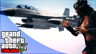 "GTA 5 Online PS4 and Xbox One Server Issues - ""TIMED OUT"" and More! (GTA 5 Gameplay)"