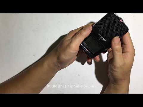 Máy Ghi âm Zoom H2n Có Thích Hợp Làm Vlog???