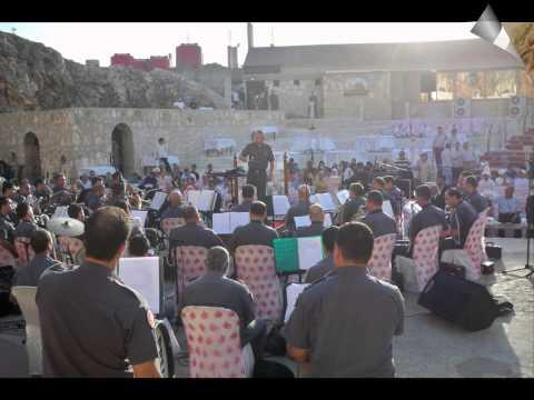 Al nachid al watani - la musique des FSI Liban
