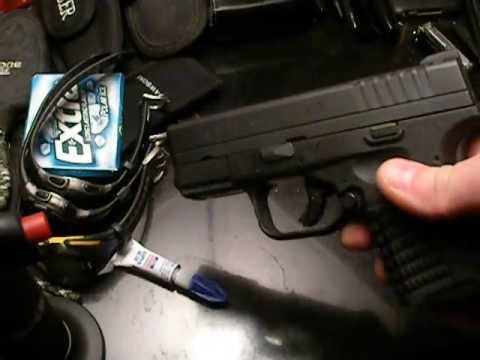 Springfield Armory XDs - MAJOR problem with pistol and customer service!