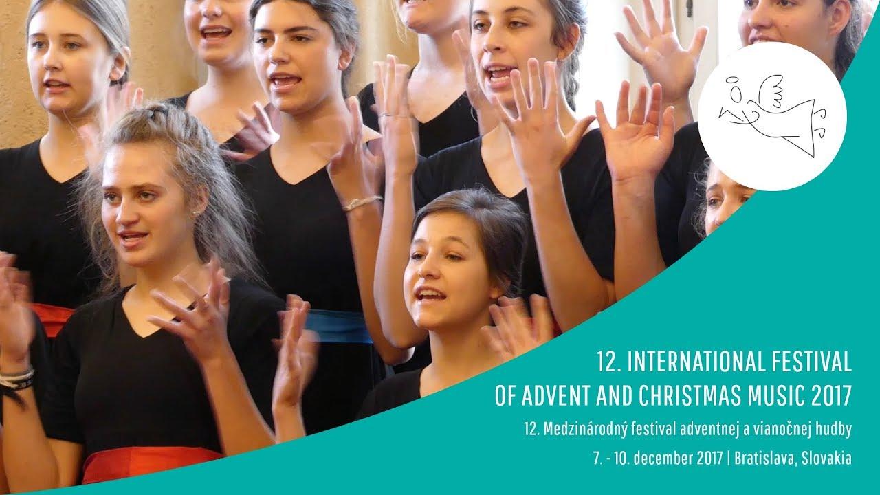 2019 Christmas Music.International Festival Of Advent And Christmas Music
