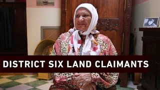 20 years on and former residents of District Six are still waiting for land restitution.   EWN's Monique Mortlock spoke to District Six land claimants who are growing frustrated as government delays restitution.  Click here to subscribe to Eyewitness news: http://bit.ly/EWNSubscribe  Like and follow us on: http://bit.ly/ EWNFacebookAND https://twitter.com/ewnupdates  Keep up to date with all your local and international news: www.ewn.co.za    Produced by: Bertram Malgas