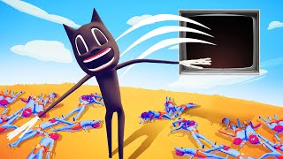 TABS - Actual CARTOON CAT in Totally Accurate Battle Simulator? Best Cartoon Cat Game