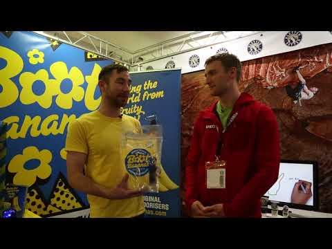 ISPO 2018 - Boot Banana - Moisture Absorbers