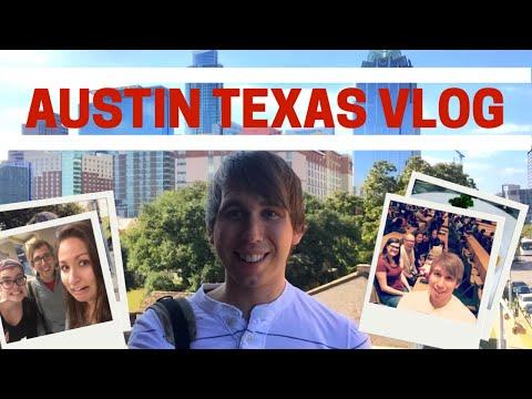Austin Texas Vlog – College Media 2015 Conference