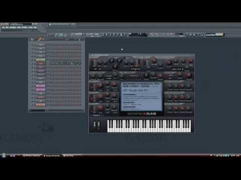 FL Studio Remake: Yellow Claw ft. Rochelle - Shotgun (FLP!)