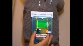 MEDIDA TRIACS NO OK - COMPROBADOR MULTICOMPONENTES ESR Meter 12864 LCD