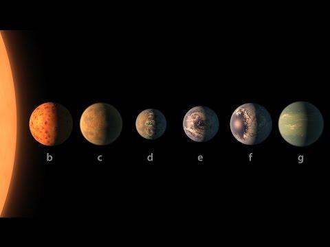 Video image: NASA & TRAPPIST-1: A Treasure Trove of Planets Found