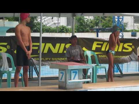 Pitogo Red Snappers Swim Team  @ rizal memorial stadium -o8-