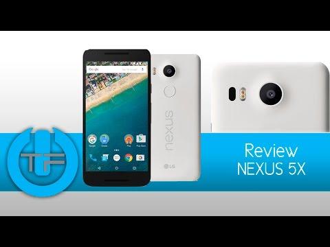 Nexus 5X  un celular con muy buena cámara e increíble rendimiento