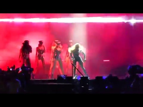Beyonce & Jay - Z - On The Run Tour - IJWLY thru DOYS - New Jersey 2014 HD