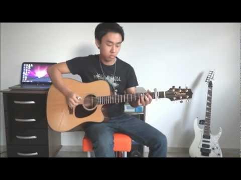 Oasis - Wonderwall Rodrigo Yukio cover