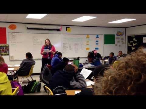 Jenny Harris Teaching Sample