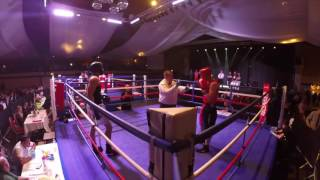 Ultra White Collar Boxing Durham | Ring 1 Fight 14